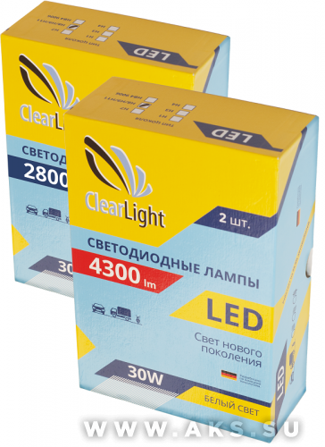 Clearlight LED HB4