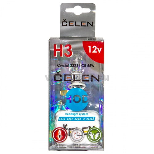 CELEN H3 33251CR Halogen