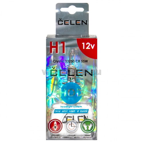CELEN H1 33250CR Halogen
