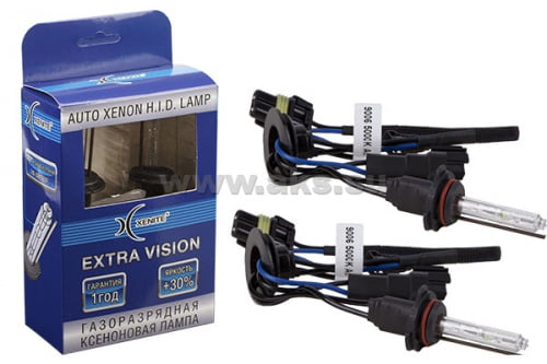 XENITE EXTRA VISION+30% HB4 (9006) 5000K