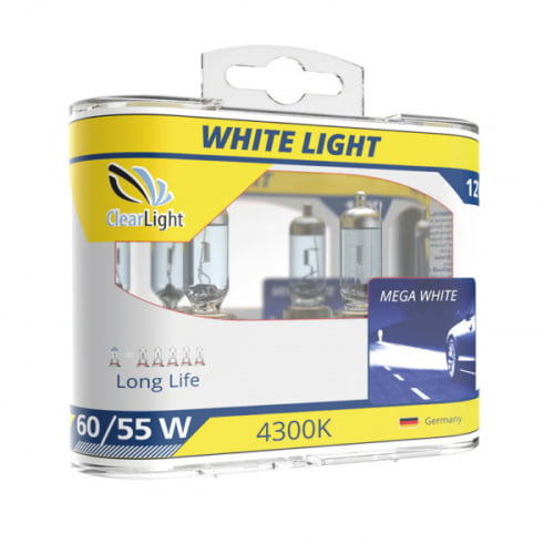 ClearLight WhiteLight H7