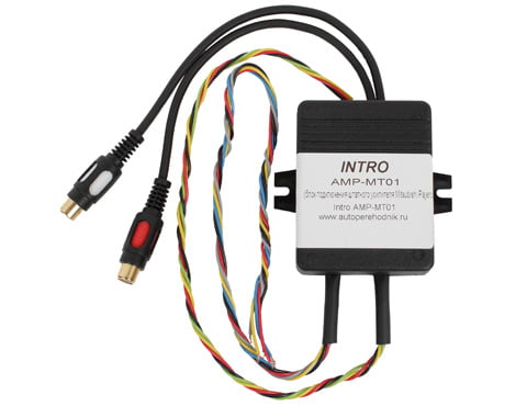 Intro AMP-MT 01W