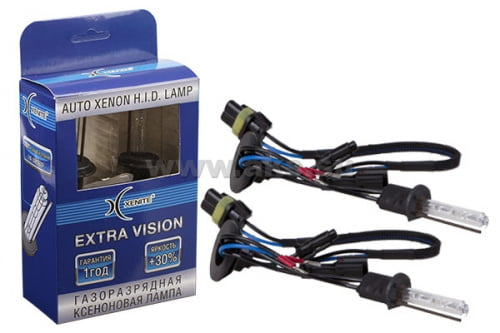 XENITE EXTRA VISION+30% H3 5000K