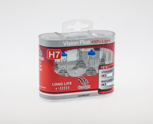 ClearLight Vision Plus H7