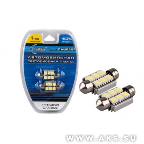 XENITE T11 С5W CAN4427