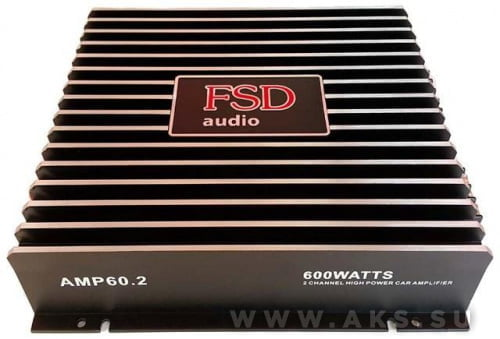 FSD audio AMP 60.2