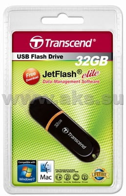 Transcend USB 32GB JetFlash TS32GJF300/330/350
