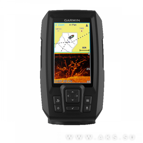 Garmin Striker 4 plus cv