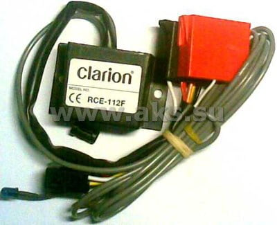 Clarion RCE-112F