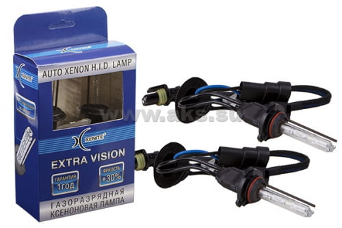 XENITE EXTRA VISION+30% HB3 (9005) 5000K