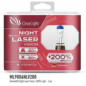 ClearLight Night Laser Vision HB4