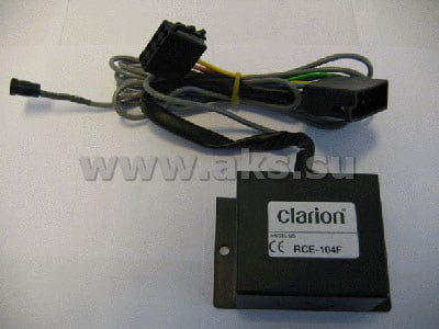 Clarion RCE-104F