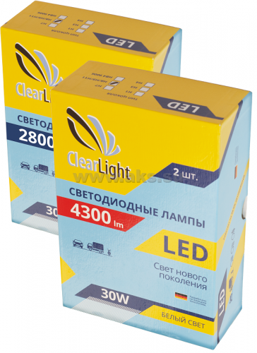 Clearlight LED H7